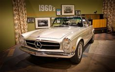 1969 Mercedes Benz 280 SL Pagoda