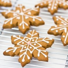 Let the flavors of winter linger a while longer with homemade gingerbread cookies.
