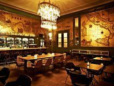 Die Goldene Bar. Die Café-Bar mit SommerTerrasse Adresse: Prinzregentenstraße 1, 80538 München