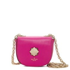 I want to wear this Kate Spade purse while rocking some Viva La Juicy perfume. $248.00