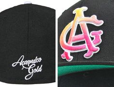 ACAPULCO GOLD x NEW ERA AG Sunset Logo 59Fifty Fitted Caps Preview