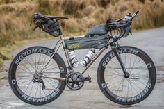 Ultra-endurance rider Mike Hall set to target the Indian Pacific Wheel Race | Cyclist