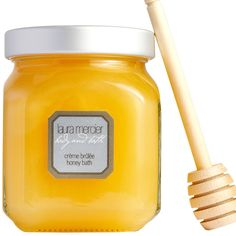 7 Bubble Baths to Relax with Tonight - Laura Mercier Creme Brulee Honey Bath