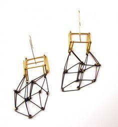 Seth Papac - earrings