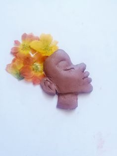 Most current Totally Free Clay sculpture aesthetic Thoughts Resin Art, Clay Art, Wool Felt, Felted Wool, Pastel Flowers, Resin Flowers, Pottery Courses, Wool Dolls, Pottery Store