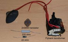 2n3055 Flyback Transformer Driver for Beginners: 10 Steps (with Pictures)