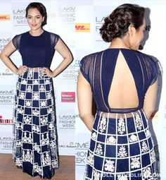 Glam it up the Sonakshi Sinha way!