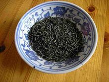 Groene thee - Wikipedia