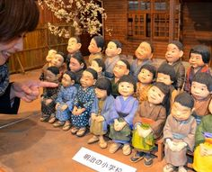 Nostalgia via dioramas at two Kyoto spots - AJW by The Asahi Shimbun