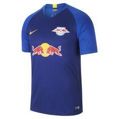 ea40dce93db 2018/19 RB Leipzig Stadium Away Men's Football Shirt. Old Football ShirtsMen's  FootballSoccer ...