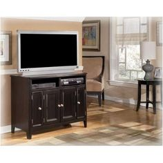 W371-18 Ashley Furniture Carlyle Tv Stand