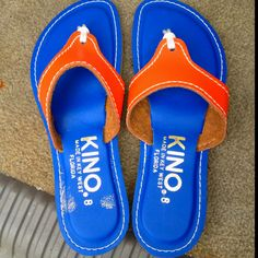 I picked up my Gator Gameday shoes from Key West! Go Gators! See ya at The Swamp!