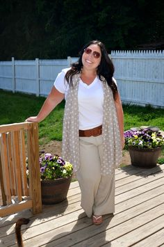 Full Figured Fashionable: HAPPY IN MY COMFY CLOTHES I actually have most of these in my wardrobe already!