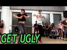 GET UGLY - Jason Derulo Dance   @MattSteffanina Choreograph (@JasonDerulo #GetUGLY) - YouTube
