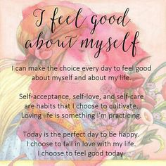 Positive Affirmations Quotes, Morning Affirmations, Affirmation Quotes, Positive Quotes, Self Love Quotes, Note To Self, Messages, Self Esteem, Self Help
