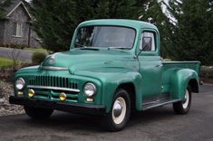 1950 International L110 pickup