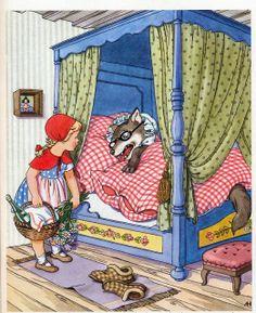 Hoffman -- Little Red Riding Hood