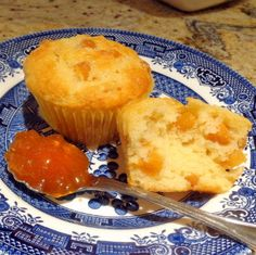 One Perfect Bite: Apricot Muffins