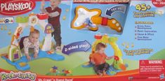 Playskool RockTivity SIT CRAWL n STAND BAND Playset w LIGHTS MUSIC SOUNDS  20 Activities TOYS RUS EXCLUSIVE 2011 * You can find more details by visiting the image link.