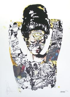 Sandra Chevrier : La cage qui a donné sa vie à l'humanité, Hand-finished 4, 64 x 46 cm