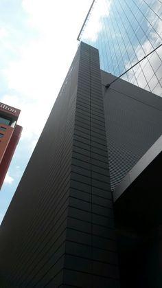 Sistemas de Fachadas   Westin Guadalajara, Fachada ventilada de terracota   http://sistemasdefachadas.com