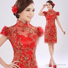 Buying Chinese Wedding Dresses