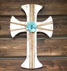 Baptism Cross, Baby Baptism Gift, Baby Boy Baptism, Cross Signs, Baptism Decor, Baby Christening by LetterFlyDesigns on Etsy