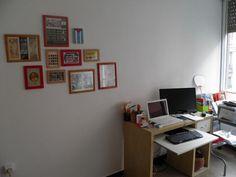 My studio. Barcelona, 2011.