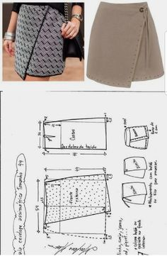 Sewing Clothes, Custom Clothes, Diy Clothes, Skirt Patterns Sewing, Clothing Patterns, Blue Chiffon Dresses, Diy Fashion Projects, Work Dresses For Women, Clothing Hacks