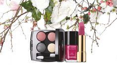 Chanel Beauty Spring 2015 featuring Vanessa Axente | The Fancy Plum