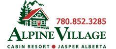 Alpine Village Cabin Resort Jasper 780.852.3285