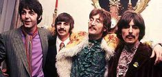 50 Years Later, The Beatles Are Back At No. 1