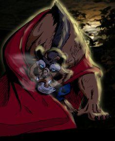 .::Ferocious Beast::. by JesusIsMyHomie