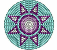 Ten Steps To Becoming a Macrame Master Native Beading Patterns, Beaded Flowers Patterns, Beadwork Designs, Native Beadwork, Loom Patterns, Knitting Patterns, Native American Regalia, Native American Beadwork, Loom Bands