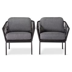 Standish 2-Piece Patio Club Chair - Threshold™
