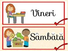 Zilele-saptamanii-2037511 Teaching Resources - TeachersPayTeachers.com Kindergarten Worksheets, Classroom Decor, Legos, Education, Teaching Resources, Centre, Diy, Day Planners, Bebe