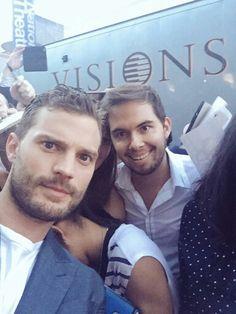 Jamie with Anthony