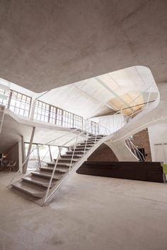 Loft Panzerhalle | Salzburg, Austria | By Smartvoll | 2015 | Area: 3.875 Ft²