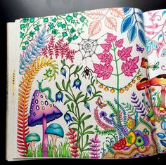 MINE #johannabasford #enchantedforest