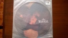 """Madonna – Like A Prayer 12"""" PICTURE DISC W7539TP 9 21192-0 Rebel Heart Tour"""