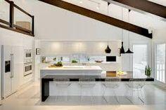 Resultado de imagem para cozinha com ilha ou peninsula