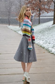 Fair Isle Sweater | Christmas Card Photos | Christmas Photo Ideas | Holiday Photoshoot | Holiday Party Outfit | Holiday Style | Christmas Sweater