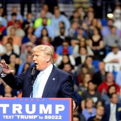 Donald Trump Rally - MARCH 09, 2016 - FAYETTEVILLE, NC