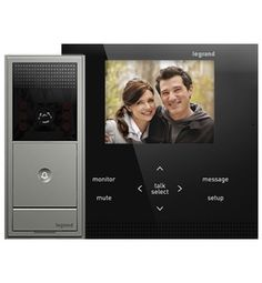 The adorne Wireless Video Intercom Kit includes one exterior video doorbell camera and one interior intercom unit to receive camera images, so you can see who's at the front door from multiple locations in your home. #adornebylegrand #smarthomes