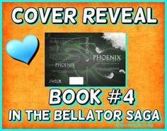 ⭐️⭐️Cover Reveal⭐️⭐️ Phoenix (Bellator Saga #4)  Author Cecilia London New romance Promotions & Book Plug