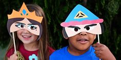 Printable Purim Masks! - Re-pinned by @PediaStaff – Please Visit http://ht.ly/63sNt for all our pediatric therapy pins