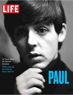 Life Magazine Paul McCartney