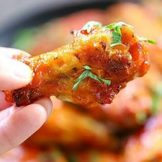 Best Ever (Easy) Baked Meatballs - Yummy Healthy Easy Easy Baked Meatballs, Cream Cheese Chicken Chili, Air Fryer Chicken Wings, Air Fryer Recipes Easy, Chile Relleno, Creamy Cauliflower, Blueberry Oatmeal, Oatmeal Muffins, Ceviche Recipe