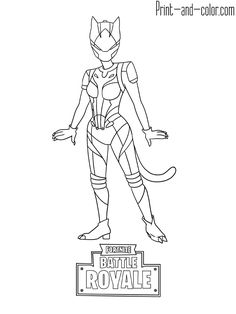 Fortnite Drift Coloring Page Super Fun Coloring Pages In