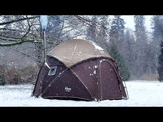 Hercules Winter Tent Floorless with Wood Stove Vent - Steve - Hercules Winter Tent Floorless with Wood Stove Vent Hercules Winter Tent Floorless with Wood Stove Vent – Luxe Hiking Gear - Stove Vent, Old Stove, Winter Tent, Winter Camping, Camping Cot, Camping Gear, Hiking Gear, Glamping, Camping Survival